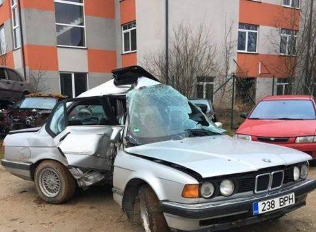 ärandatud BMW