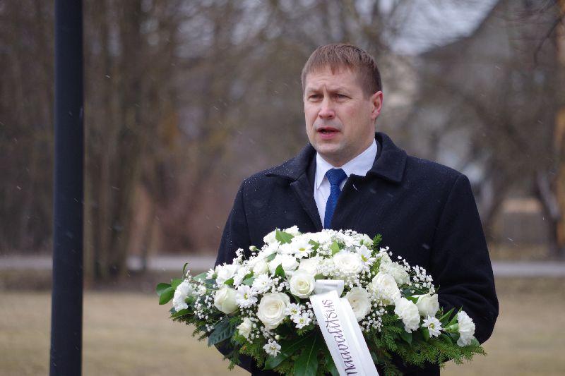 4a4cabdcbf5 The post Võru raudteejaamas mälestati märtsiküüditamise ohvreid appeared  first on Lõunaeestlane.