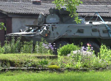 ungari jalaväeüksus