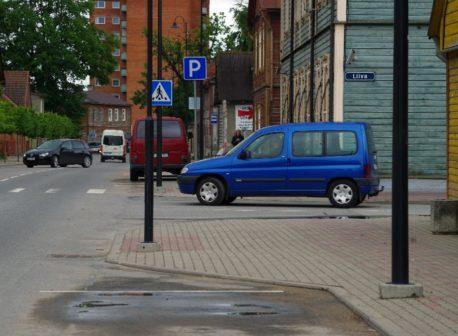 linnapea auto