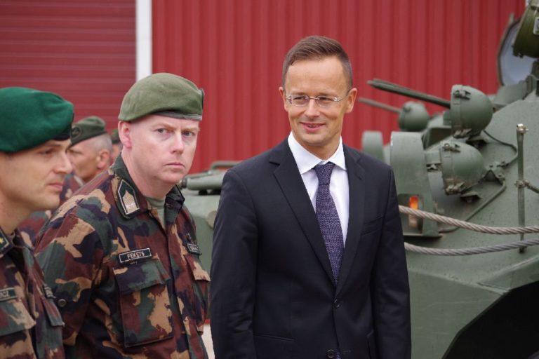 ungari välisminister