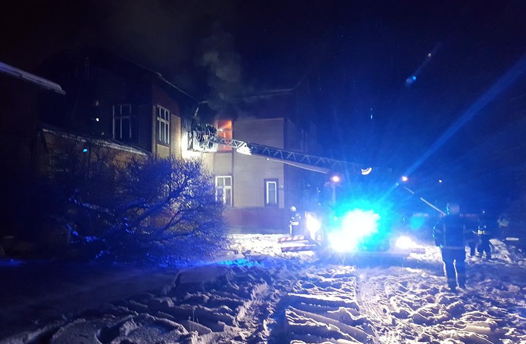 ff2fe08559a Tartus põles öösel kortermaja, kust päästeti 29 inimest - Lõunaeestlane