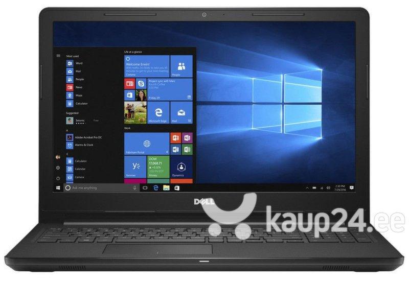 0fe2df84fdd Dell Inspiron 3567 on lihtne ja kindel sülearvuti - Lõunaeestlane